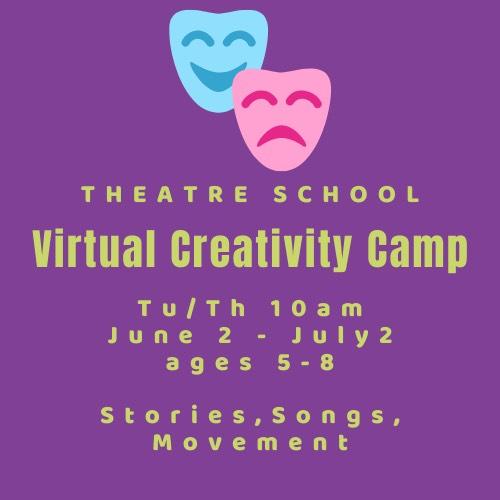 Theatre Denton Virtual Theatre School