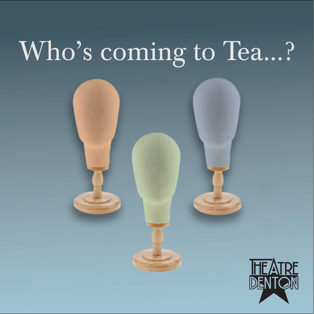 Tea For Three: Lady Bird, Pat & Betty